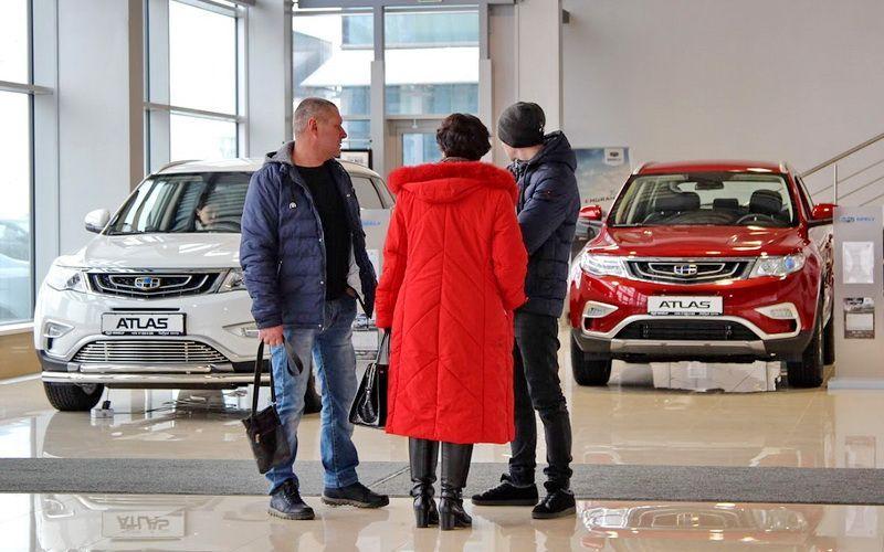 «С зарплатой 1200 рублей не могу купить Atlas!» Кому в Беларуси Geely по карману? 21